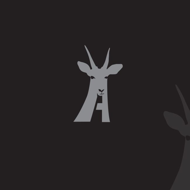 chaten_conceptstore#a-z #alphabet #a #logodesign #dailylogo #animal #animalalphabet #antelope