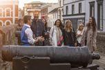 Sehenswürdigkeiten, Restaurants, Bars, Cafés und Führungen in der ummauerten Stadt Derry~Londonderry.