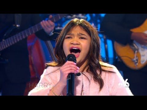 Angelica Hale - Rise Up (with Interview) - Best Audio - Harry - February 9, 2018