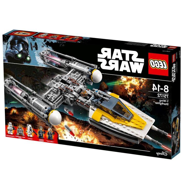 Lego LEGO, Звездные войны Звёздный истребитель Y-wing