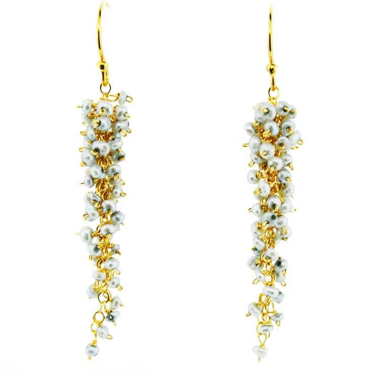 Pinot Gris Earrings