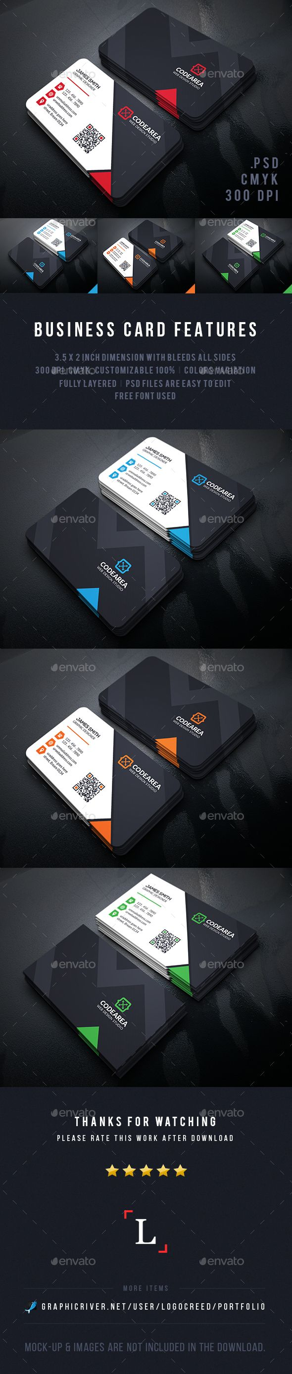 27 Best Modern Business Card Images On Pinterest Modern Business
