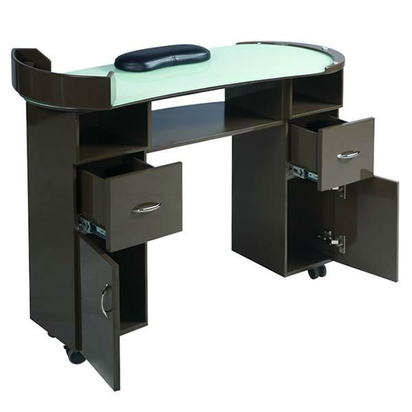 1000 ideas about nail salon equipment on pinterest nail station manicure table ideas and. Black Bedroom Furniture Sets. Home Design Ideas