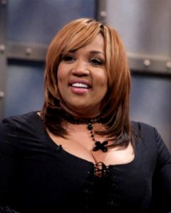 Kym Whitley, guest shares her adoption tale on the Katie Couric show 4-2-13