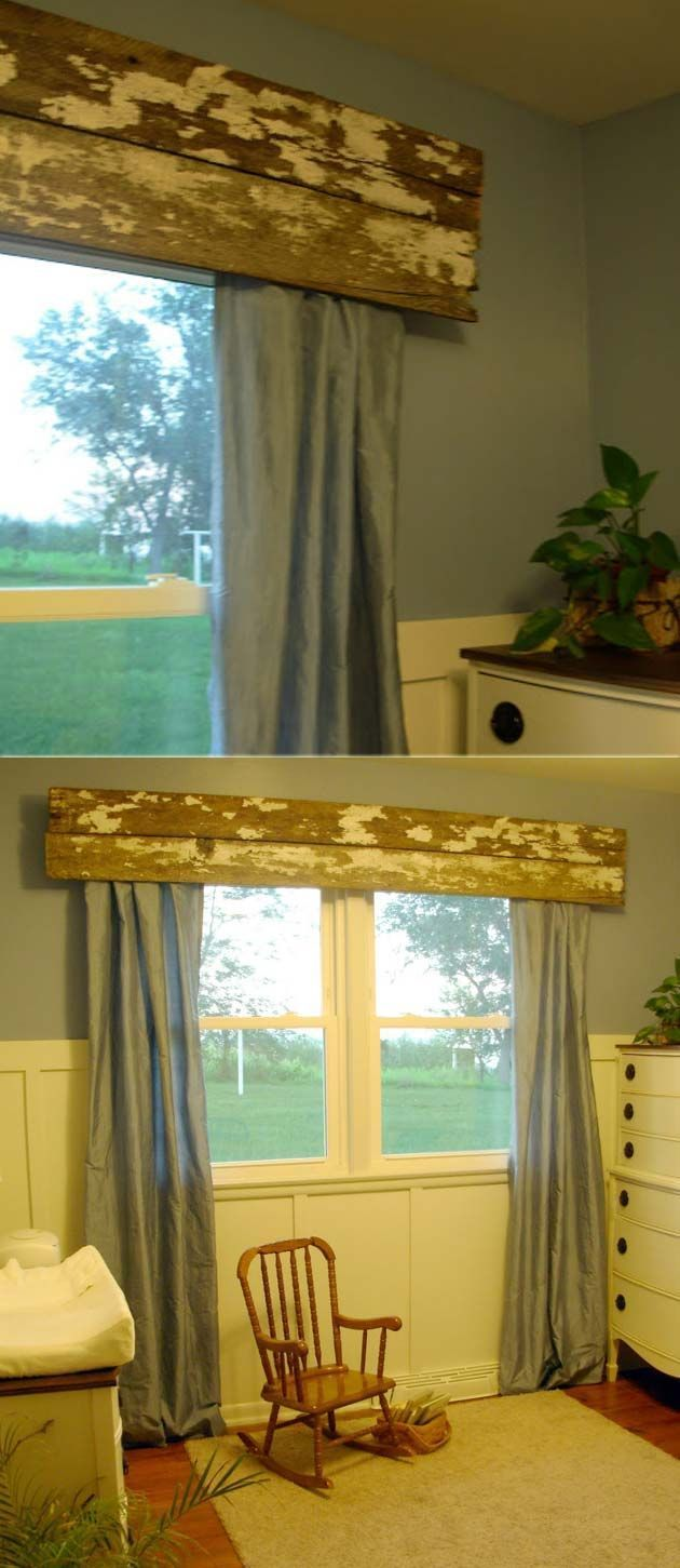 12 Very Cheap and Easy DIY Window Valance Ideas You Would Love ...