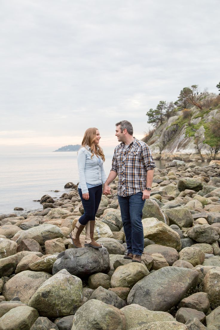 Whytecliff park, North Vancouver Engagement Session #Alanajoyphotography