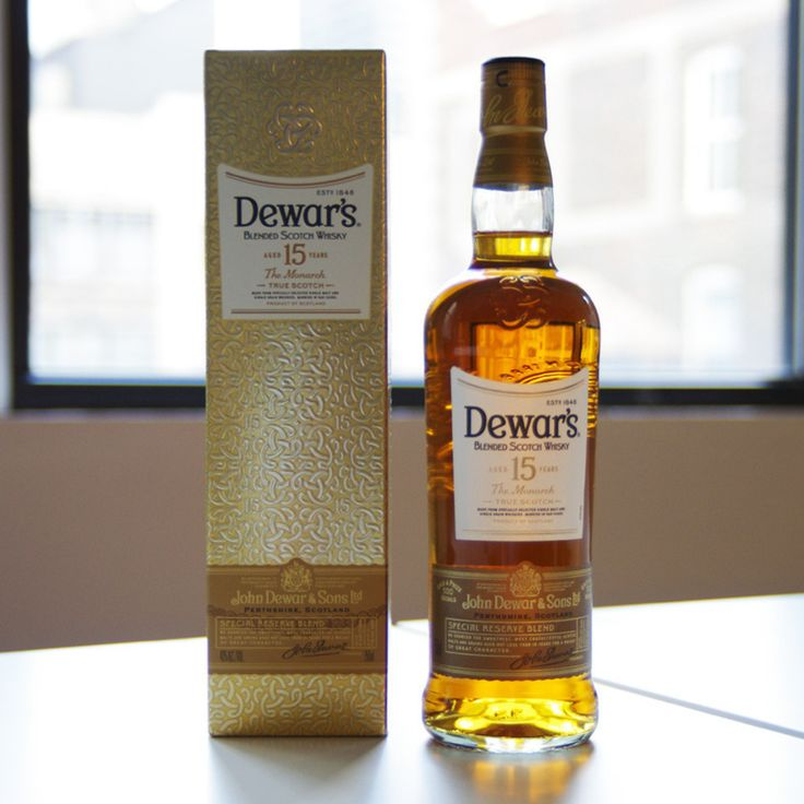 Honey and toffee unite for a special blended whisky aged release