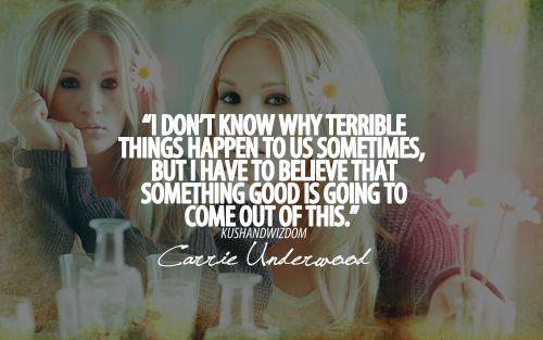 carrie underwood quotes about god - photo #36