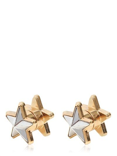 GIVENCHY - STARS MAGNETIC EARRINGS - LUISAVIAROMA - LUXURY SHOPPING WORLDWIDE SHIPPING - FLORENCE