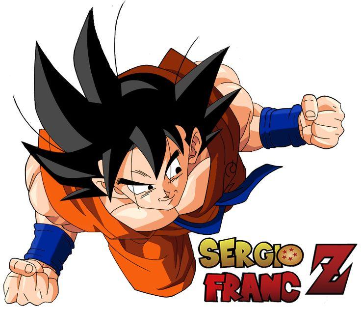 Goku traje FNF By Sergiofrancz by SergioFrancZ on @DeviantArt