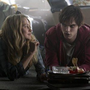 Warm Bodies 'Meet Cute' Photos with Nicholas Hoult and Teresa Palmer - Jonathan Levine directs this adaptation of Isaac Marion's YA novel about a young zombie who falls in love, in theaters this February.