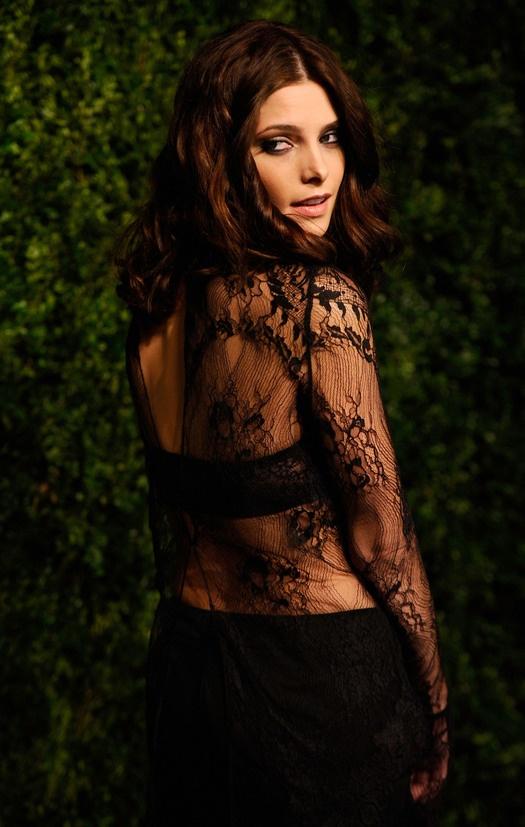 Эшли Грин на благотворительном вечере CFDA и Vogue