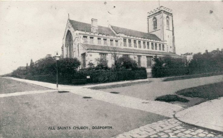 All Saints Church Gosforth