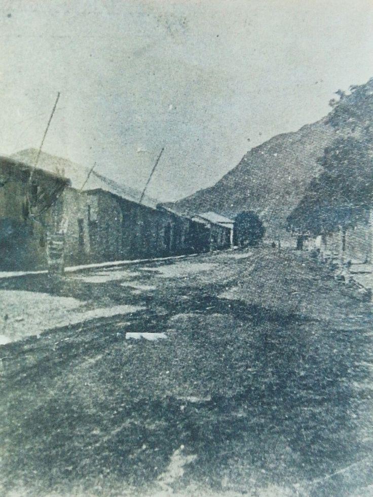 Antiguo pueblo de Puquios.