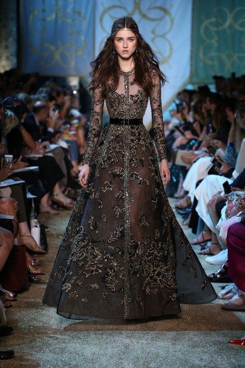 Elie Saab Haute Couture Autumn/Winter 2017-2018