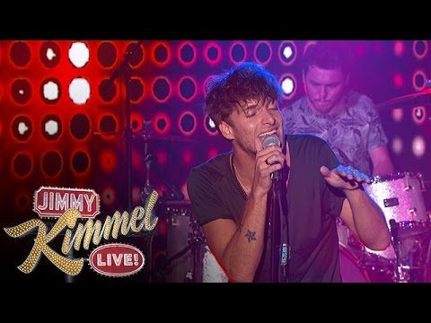 "Paolo Nutini - Scream ""Funk My Life Up"" (Live Kimmel)"