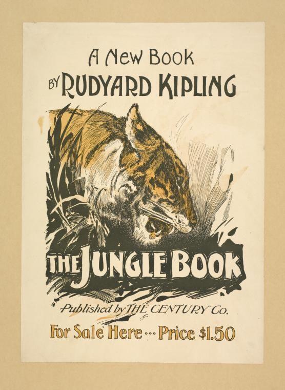 The Jungle Book by Rudyard Kipling: Books Covers, Jungles Books Quotes, Books Jackets, Kipling Posters, Books Posters, Filejungl Books, Books Rudyard, Rudyard Kipling, The Jungles Books