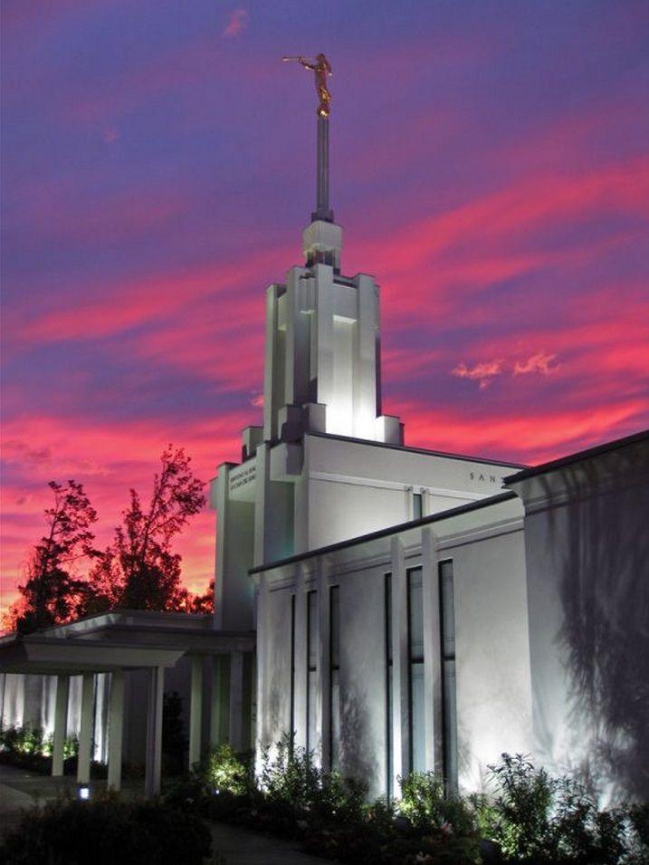 Santiago Chile Temple. #Mormon #LDS #Temple  We love Temples at: www.MormonFavorites.com