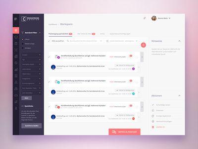 Dashboard by Reznik | Creative Interactive