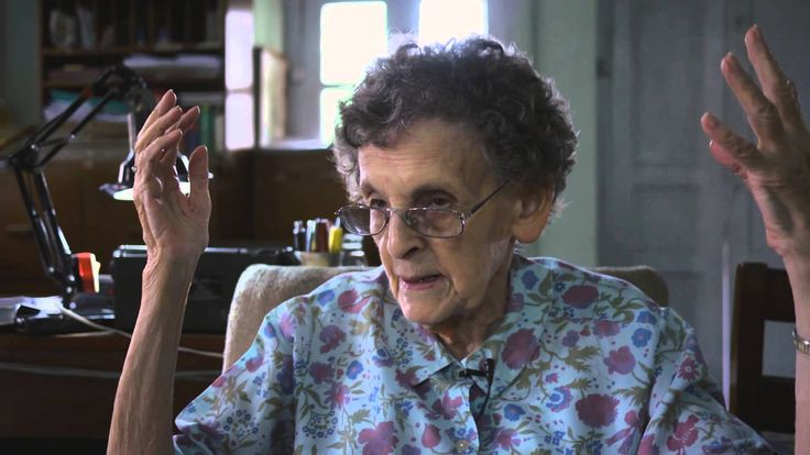 """This is a short trailer clip of """"The Keeper of Mountains"""" about Elizabeth Hawley (pictured) who has lived in Kathmandu since 1960 and records the ascents of every team who seeks to summit Everest.  You'll wonder why you've never heard of her before (this is a 56s trailer only)  Banff showed the full short film."""
