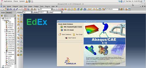 سامانه برون سپاری انجام پروژه | کاربرد نرم افزار ABAQUS