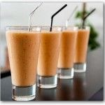 Receta para preparar refresco de duraznos