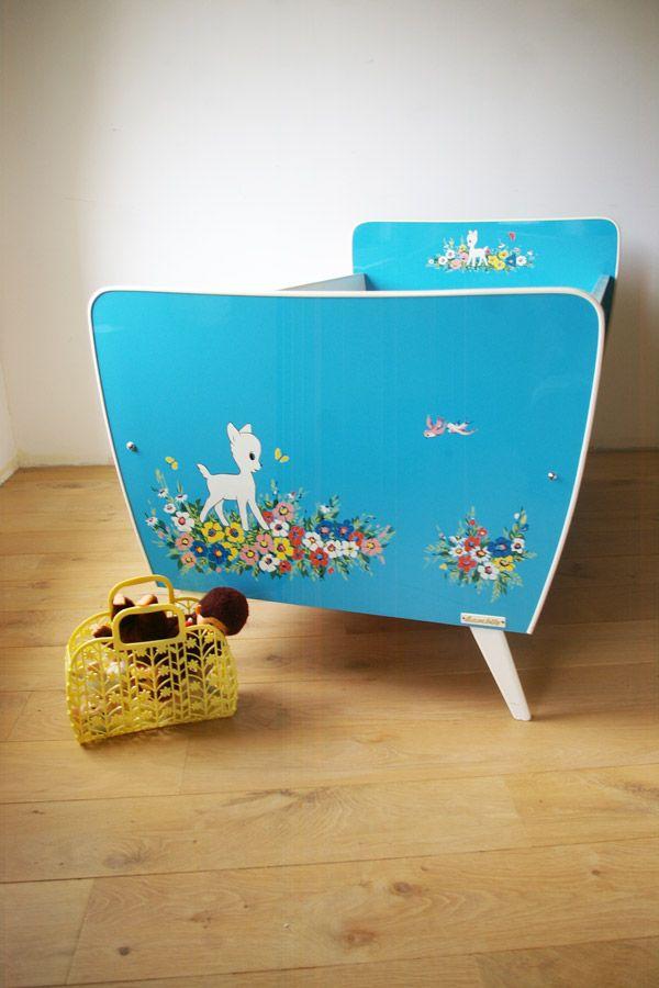 ~Bambily Bleu crib