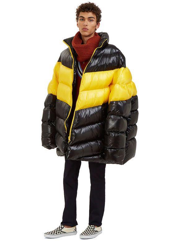 Raf Simons Oversized Down Puffa Jacket | LN-CC