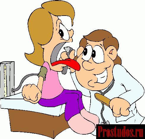 Болит горло лечение у врача