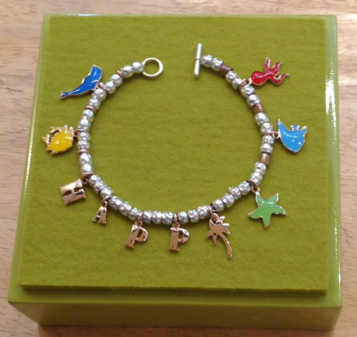 Bracelet created by the Milan Dodo boutique in Corso Genova.