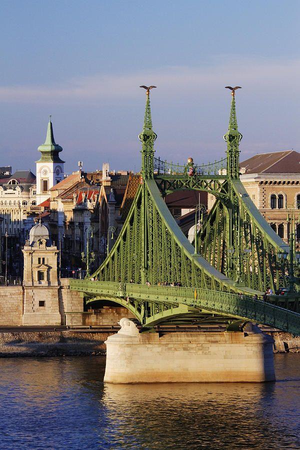 ✯ Bridge over the Danube