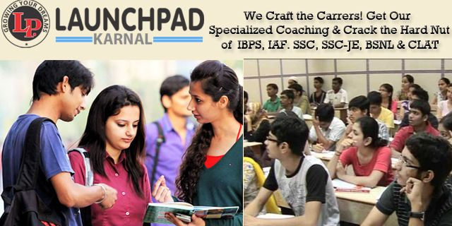 The Best Coaching Institute for Competitive Exams!