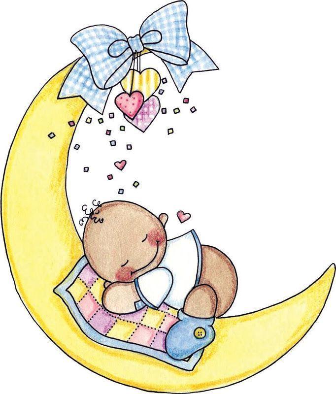 Детская картинка новорожденный