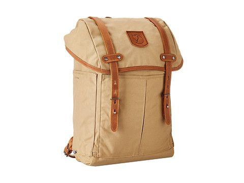 FJÄLLRÄVEN Rucksack No. 21 Medium. #fjällräven #bags #shoulder bags #hand bags #polyester #lace #cotton #