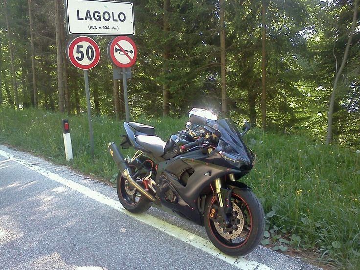 Yamaha R6 '05 in Lagolo