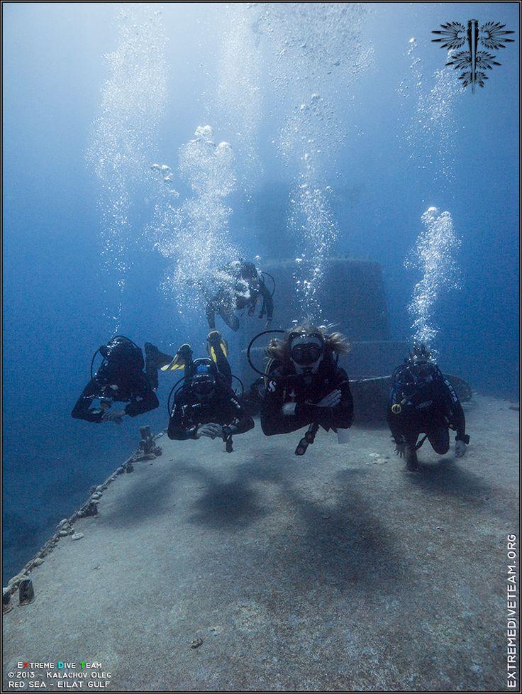 Дайвинг в Израиле — Красное море — Затопленный корабль «Суфа» aka «Satil» | Diving in Israel — Red Sea — Wreck RocketShip «Sufa» aka «Satil» Posted by Хельги on 23 Октябрь 2013 at 12:26 Diving Add comments Edit Окт 232013
