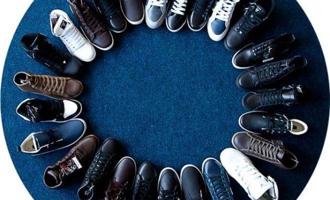 Зимние кроссовки со скидкой