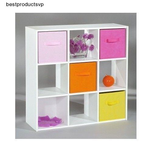 #Ebay #White #Storage #Unit #Cube #Display #Shelves #Box #Cabinet #Squares #Furniture #Organiser
