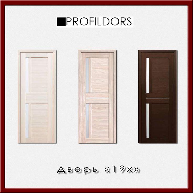 Межкомнатная дверь 19Х производства ProfilDoors
