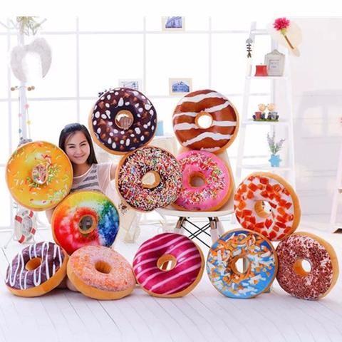 Donut Cushion