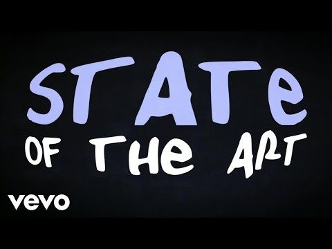 Incubus - State Of The Art (Lyric Video) - YouTube