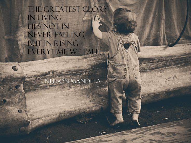 #falling #rising #mandela #quotation