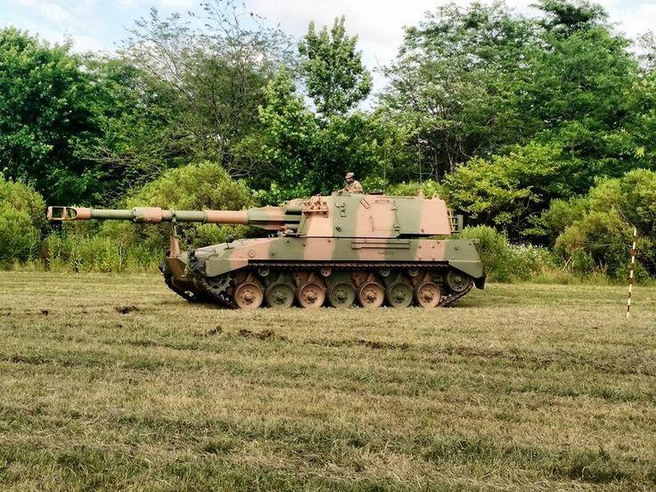 Imágenes de la artilleria del Ejercito Argentino - Taringa!
