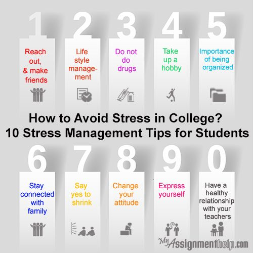 Coping with College Stress - Fastweb