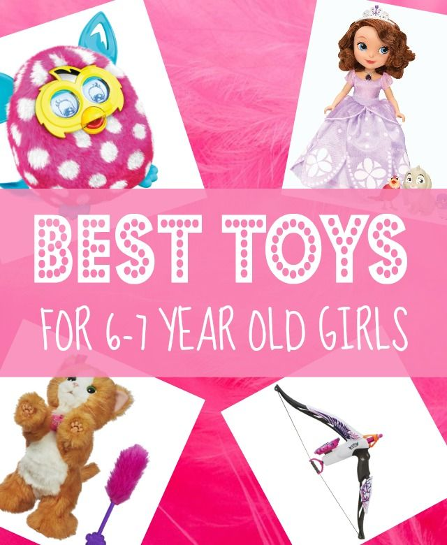 Best Toys Gift Ideas For 9 Year Old Girls In 2018: Best Gifts For 6 Year Old Girls In 2017