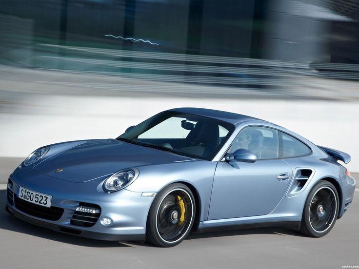 Porsche 911 Turbo-S 997 2010