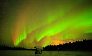 Northern Lights holidays in Sweden, Holidays in Swedish Lapland