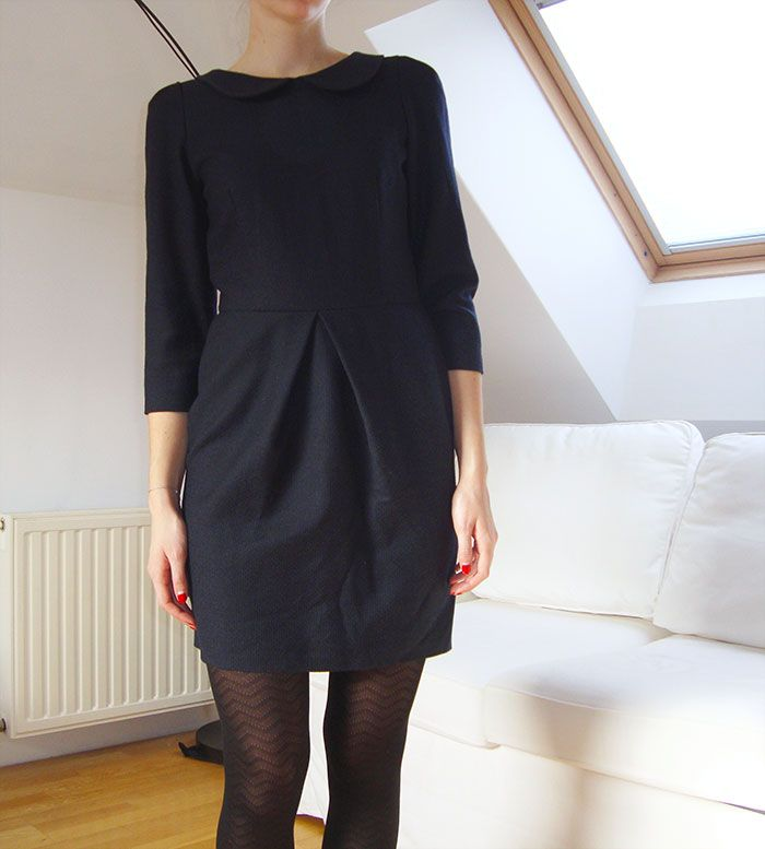 #12 Petite robe Burda - cozy little world