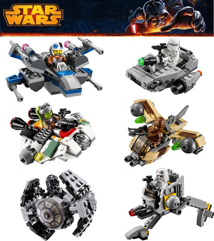 >>>best recommended2016 LEPIN Star Wars Microfighters Building Blocks 6pcsSet Fighter Model Gift Toys Compatible Legoe Starwars Minifigures2016 LEPIN Star Wars Microfighters Building Blocks 6pcsSet Fighter Model Gift Toys Compatible Legoe Starwars Minifiguresbest recommended for you.Shop the Lowest ...Cleck Hot Deals >>> http://id196470583.cloudns.ditchyourip.com/32620319707.html images