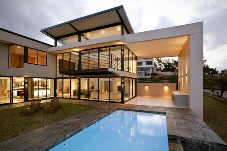 Exteriores perfectos lo último para jardines porches y  - Diseño De Porches Para…